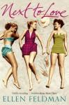 Next to Love by Feldman, Ellen (2012) Paperback - Ellen Feldman
