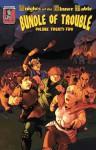 Knights Of The Dinner Table: Bundle Of Trouble, Vol. 22 - Jolly R. Blackburn, David S. Kenzer, Brian Jelke, Steve Johansson