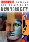 Museums and Galleries of New York City - Insight Guides, John Gattuso