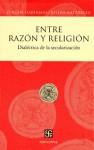 Entre razón y religion - Jürgen Habermas, Pope Benedict XVI