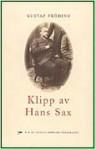 Klipp av Hans Sax : 30 kåserier - Gustaf Fröding