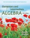 Elementary and Intermediate Algebra - Stefan Baratto, Barry Bergman, Donald Hutchison