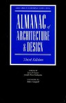 Almanac of Architecture & Design, Third Edition - James P. Cramer, Jennifer Evans Yankopolus