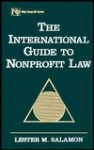 The International Guide to Nonprofit Law - Lester M. Salamon, Stefan Toepler