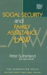 Social Security And Family Assistance Law: - Peter Sutherland, Allan Anforth
