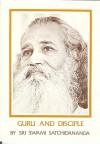 Guru and Disciple - Swami Satchidananda