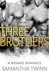 Three Brothers: A MFMM Menage Romance - Samantha Twinn