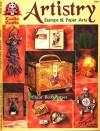 Artistry: Stamps & Paper Arts (#5183) - Design Originals: Can Do Crafts