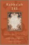Kabbalah 365: Daily Fruit From The Tree Of Life - Gershon Winkler