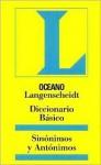 Oceano Langenscheidt Diccionario Basico Sinonimos y Antonimos - Oceano