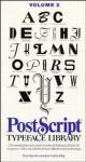 Post Script Tm Typeface Library, Vol. 2, Sans Serif Design, Outline & Ornaments - Tony Esposito, Jean Callan King