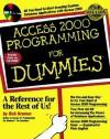 Access 2000 Programming for Dummies - Rob Krumm