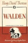 Walden - Henry David Thoreau, Basil Willey, Henry Bugbee Kane