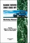 Range Rover Workshop Manual 2002-2005 - Bentley Publishers