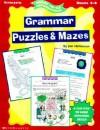 Ready To Go Reproducibles: Grammar Puzzles & Mazes - Jim Halverson