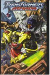 Transformers Armada, Comic Story Book and Product Catalog, with Autobot and Decepticon Robots - Chris Sarracini, Alan Wang, Dreamer Design, Roger Lee