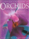 A Gardener's Directory of Orchids - Wilma Rittershausen