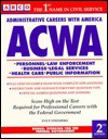 Acwa: Administrative Careers With America - Eve P. Steinberg