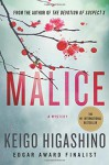 Malice - Keigo Higashino, Alexander O. Smith