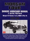 Morgan Four Owners Manual And Buying Guide 1936-1981 (Owners Workshop Manual) - R.M. Clarke