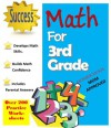 Math For 3rd Grade for Homeschoolers - Over 200 worksheets with answers - M. West