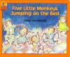 Five Little Monkeys Jumping on the Bed (Board Book) - Eileen Christelow