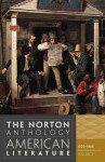The Norton Anthology of American Literature: 1820-1865 v. B - Nina Baym, Robert S. Levine, Wayne Franklin, Philip F. Gura, Jerome Klinkowitz