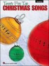Twenty-Five Top Christmas Songs for Trumpet - Hal Leonard Publishing Company