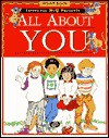 Inspector McQ Presents All About You (All About Series) - Patty Rutland Mullins, World Book