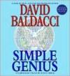 Simple Genius - Scott Brick, David Baldacci