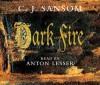 Dark Fire (Matthew Shardlake #2) - C.J. Sansom, Anton Lesser