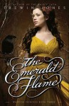 The Emerald Flame (Warrior Princess Series #3) - Allan Frewin Jones, Allan Frewin Jones