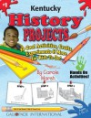 Kentucky History Projects: 30 Cool, Activities, Crafts, Experiments & More for Kids to Do to Learn About Your State (Kentucky Experience) - Carole Marsh