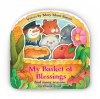 My Basket of Blessings: and many reasons to thank God - Mary Manz Simon, Nan Brooks