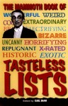The Mammoth Book of Tasteless Lists - Karl Shaw