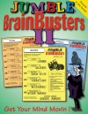 Jumble BrainBusters II: Get Your Mind Movin'! - Tribune Media Services, Bob Hill, Tribune Media Services