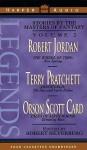 Legends Vol. 2 - Orson Scott Card, Frank Muller, Terry Pratchett, Robert Silverberg, Robert Jordan, Sam Tsoutsouvas, Kathryn Walker
