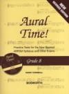 Aural Time Grade 8 Book & CD - David Turnbull