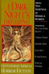 A Dark Night's Dreaming: Contemporary American Horror Fiction - Tony Magistrale