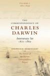The Correspondence of Charles Darwin 1821-60, 8 Vols - Charles Darwin, James A. Secord