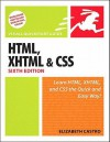 HTML, XHTML, and CSS: Visual QuickStart Guide - Elizabeth Castro