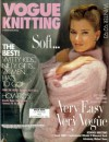 Vogue Knitting International - Winter 1992/93 (The Best ! Witty Kids..Nifty Gifts..VK Men..Hats To Go, SOFT...) - Various, Nancy J. Thomas