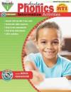 Everyday Phonics Intervention Activities Grade 1 New! [With CDROM] - Jackie Glassman