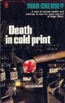 Death in Cold Print - John Creasey