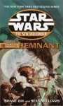 Remnant (Star Wars: The New Jedi Order, #15; Force Heretic, #1) - Sean Williams, Shane Dix