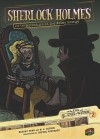 Sherlock Holmes and the Adventure at the Abbey Grange - M.J. Cosson, Sophie Rohrbach, Murray Shaw, Arthur Conan Doyle