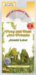 Frog and Toad Are Friends Book and CD: Frog and Toad Are Friends Book and CD - Arnold Lobel