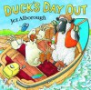 Duck's Day Out (Board Book) - Jez Alborough