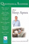 100 Q&A About Sleep Apnea - Sudhansu Chokroverty, New Jersey Neuroscience Institute at JFK Seton Hall University Staff