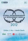 The Global Entrepreneurship and Development Index, 2012 - Zoltan J. Acs, László Szerb